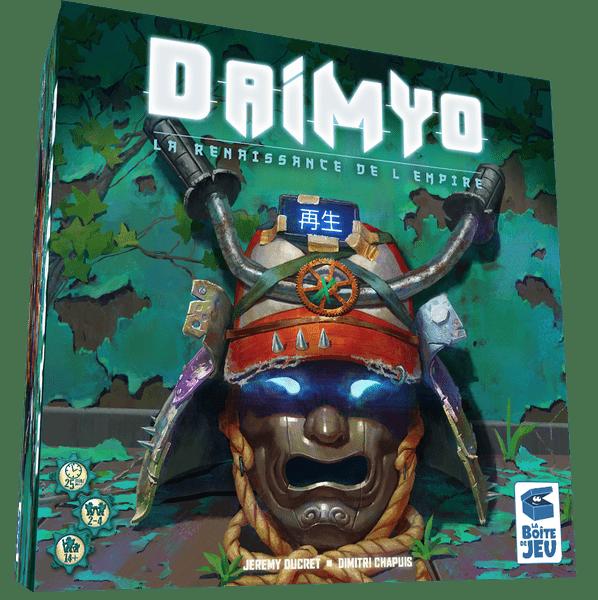 Daimyo - Boîte