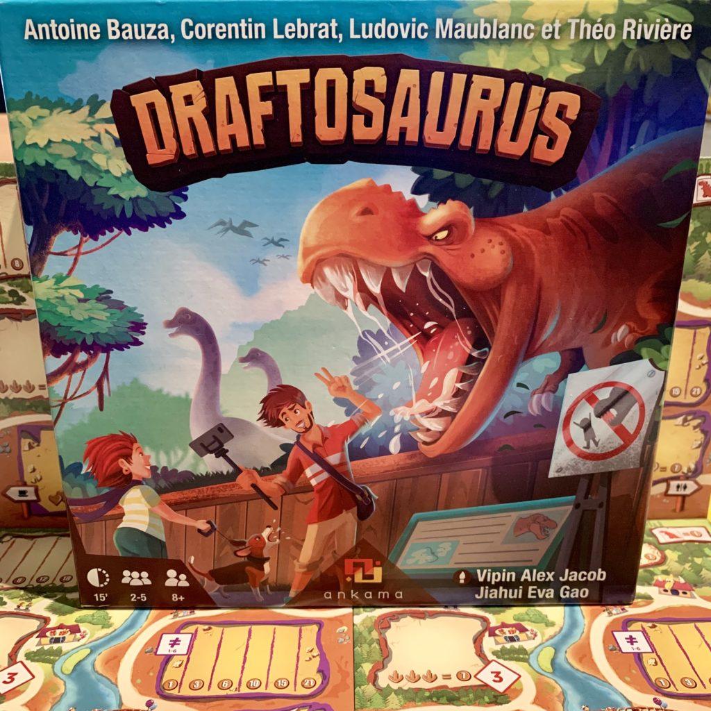 Draftosaurus - La boite