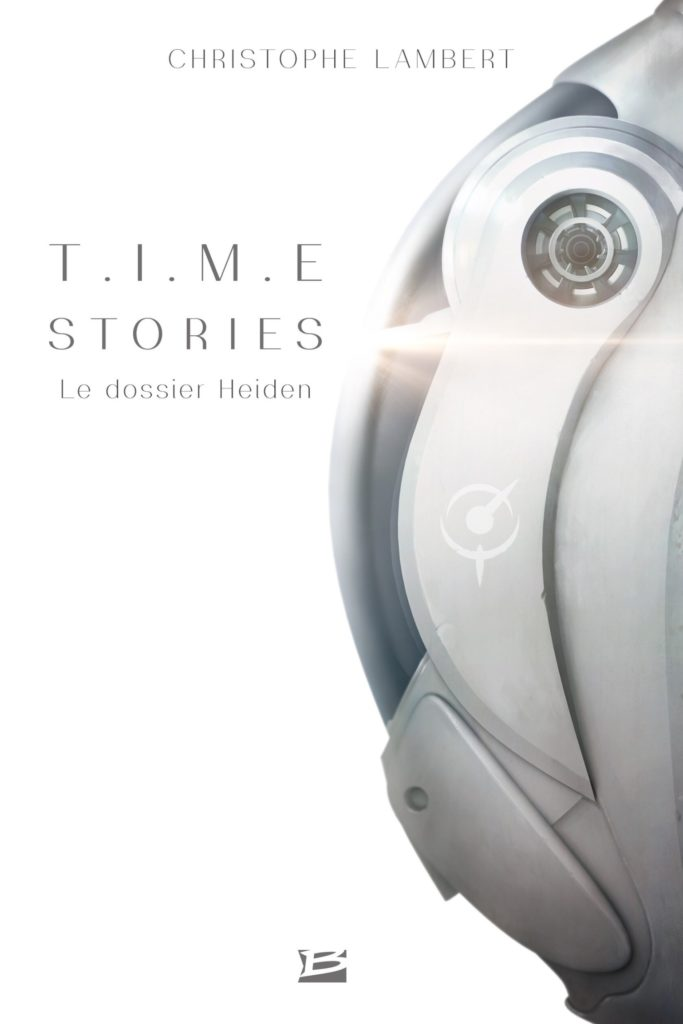 Couverture du livre TIME Stories - Le dossier Heiden