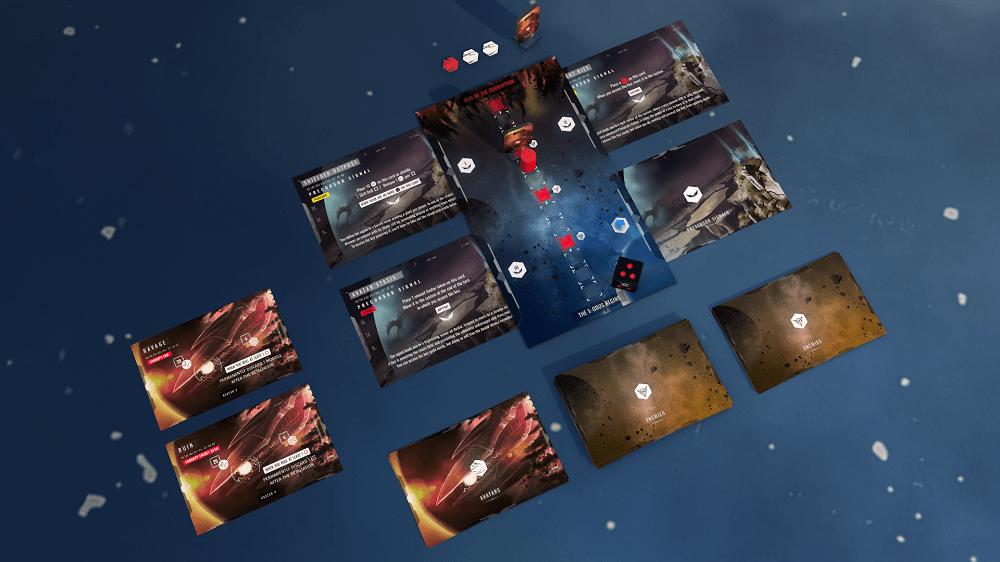 Le Plateau d'avancée de la Corruption et les cartes ennemies et Avatar