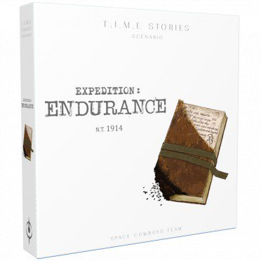 TIME Stories : Expédition Endurance