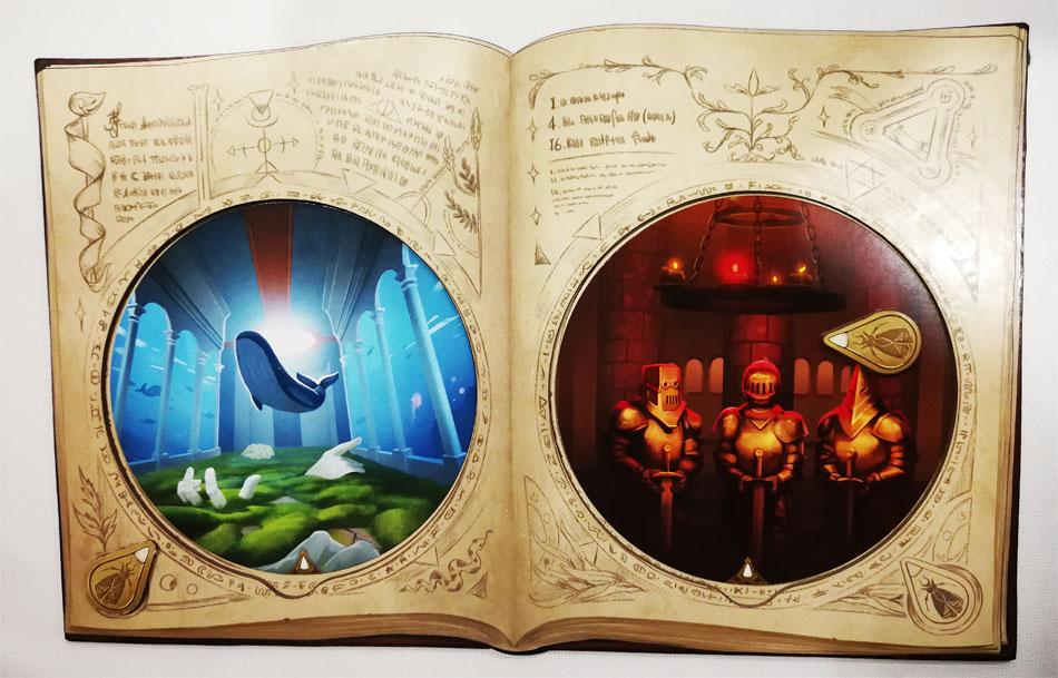 Le Grimoire, le meilleur ami des Magiciens