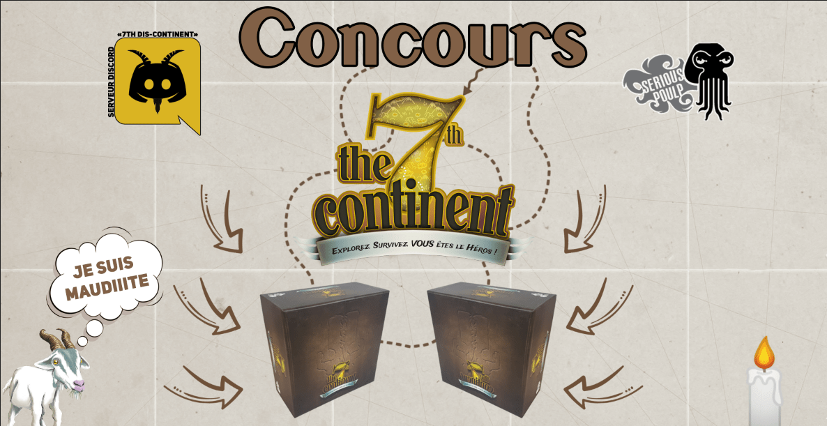 Concours The 7th Continent Classic