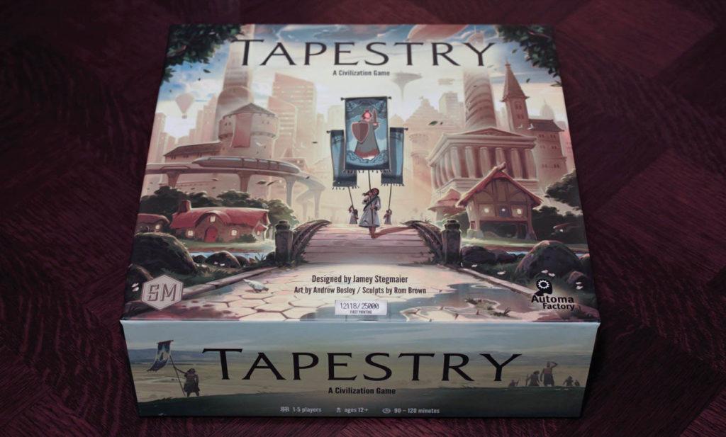 Ma boîte de Tapestry #12118
