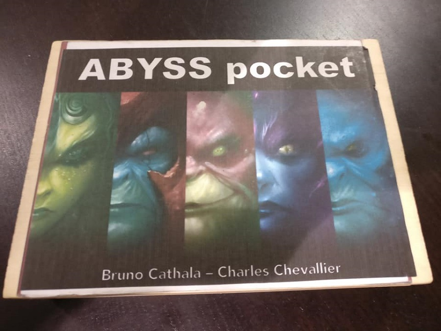 Abyss Pocket, le prototype d'Abyss Conspiracy