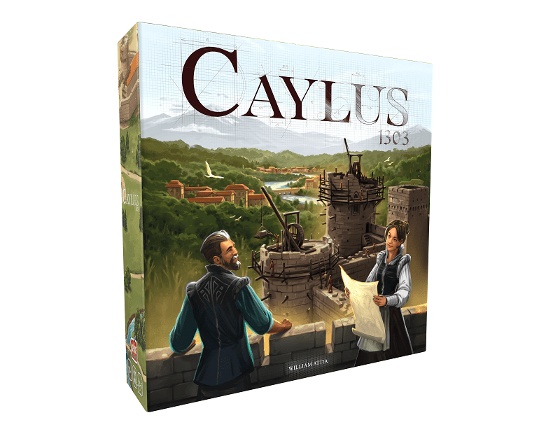 Commander Caylus 1303 chez Philibert