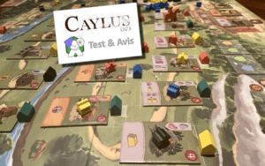 Caylus 1303 : sur la route des bâtisseurs - Test & Avis