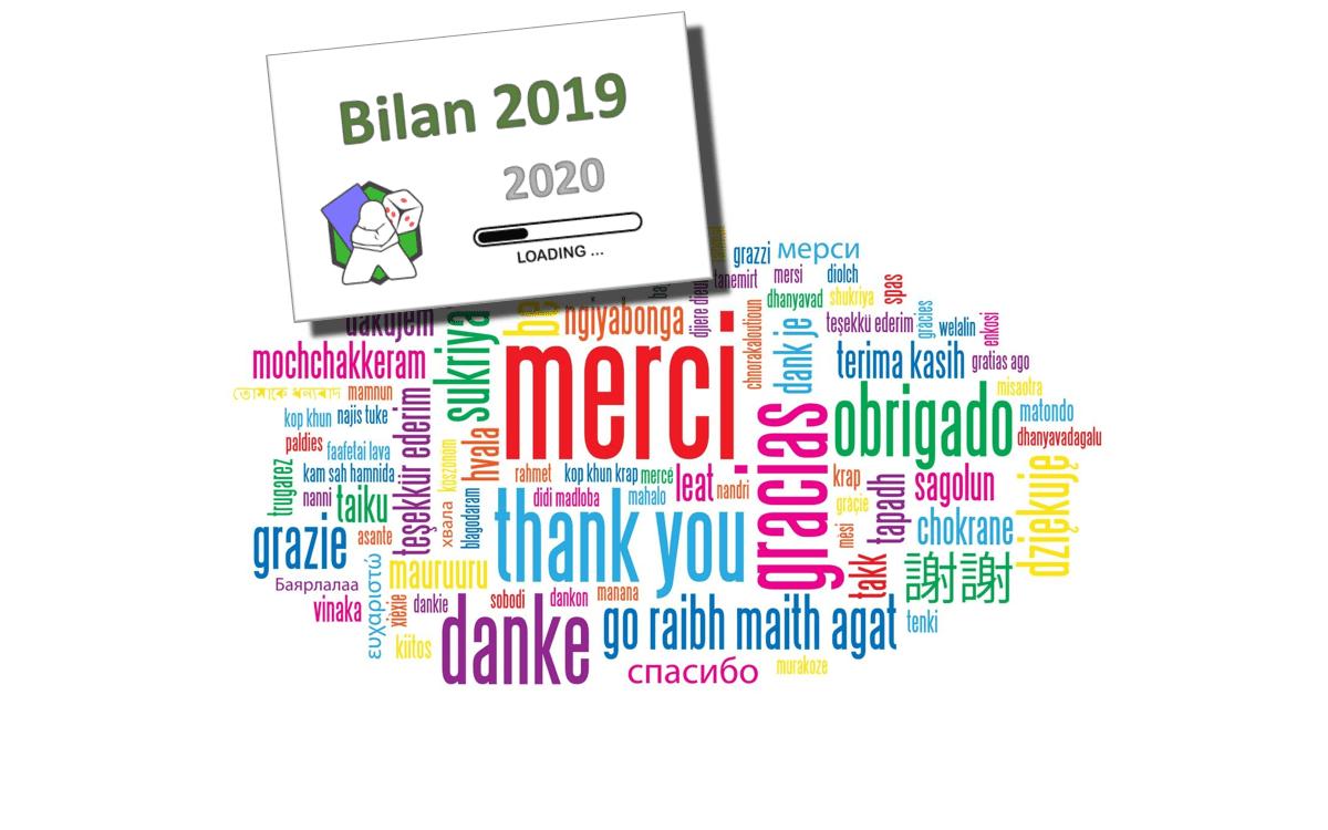 Bilan 2019 et perspectives pour 2020