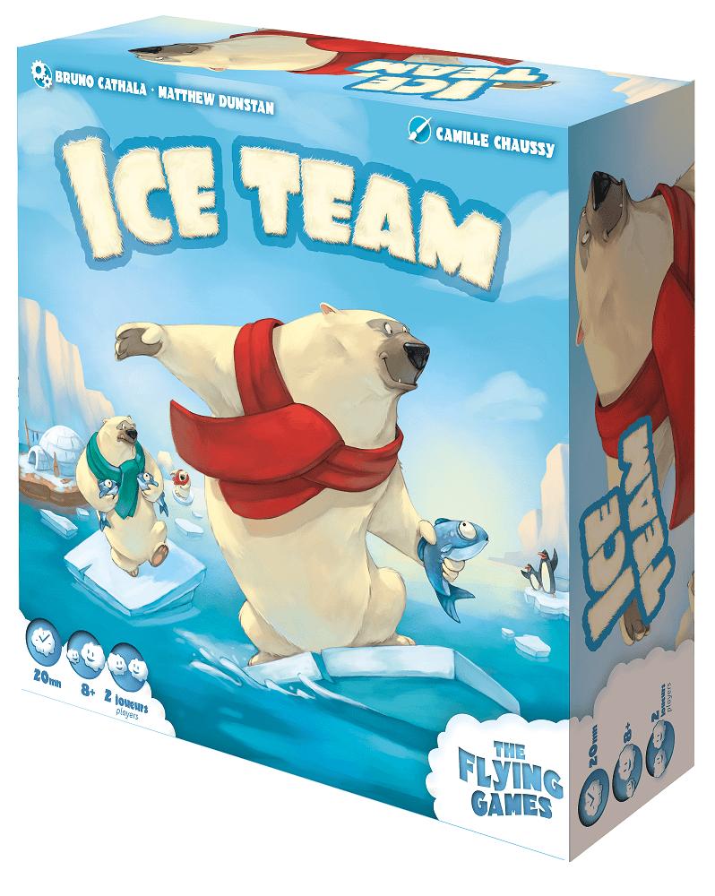 Acheter Ice Team chez Philibert