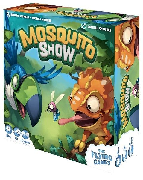 Acheter Mosquito Show chez Philibert