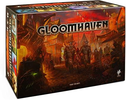 Boîte de Gloomhaven