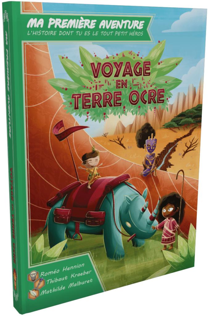 Voyage en Terre Ocre