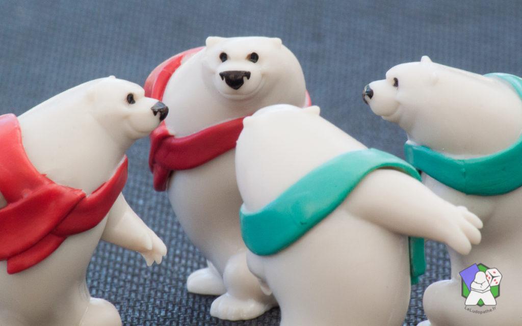 Des Figurines d'Ours réussies !