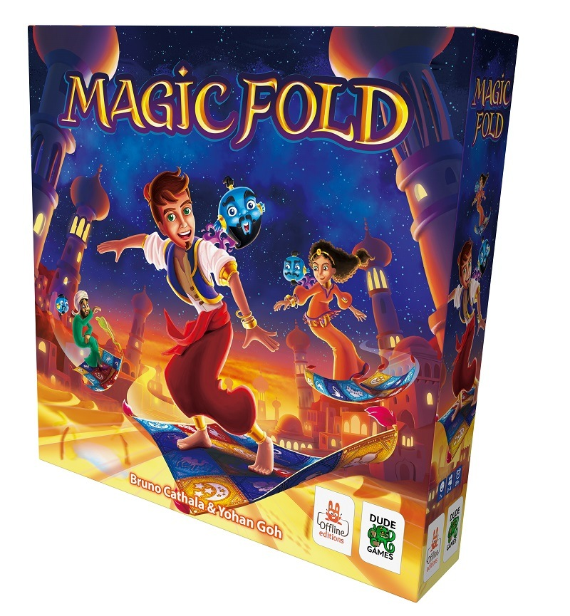 Magic Fold est disponible chez Philibert