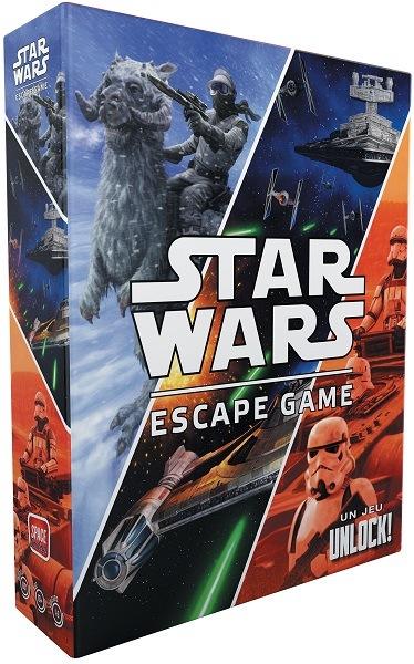 Acheter Unlock! Star Wars Escape Game chez Philibert
