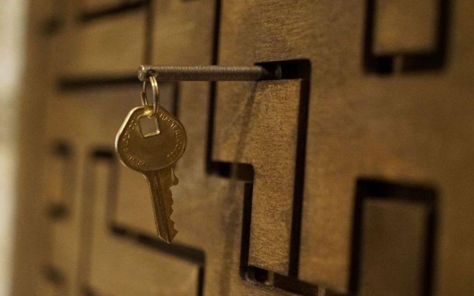 Trouvez la clé ! Photo d'un Escape Game.