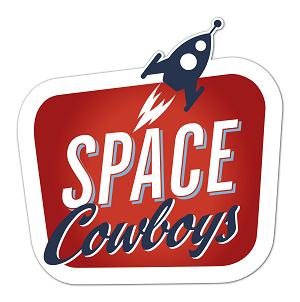 Logo des Space Cowboys