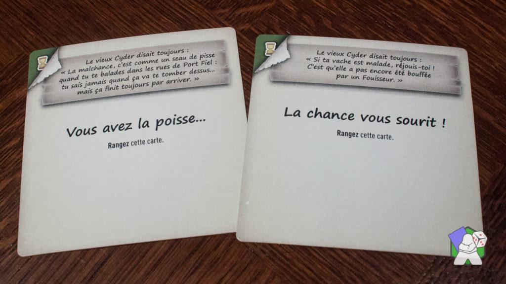 Aurez-vous de la chance avec les cartes 013 ?