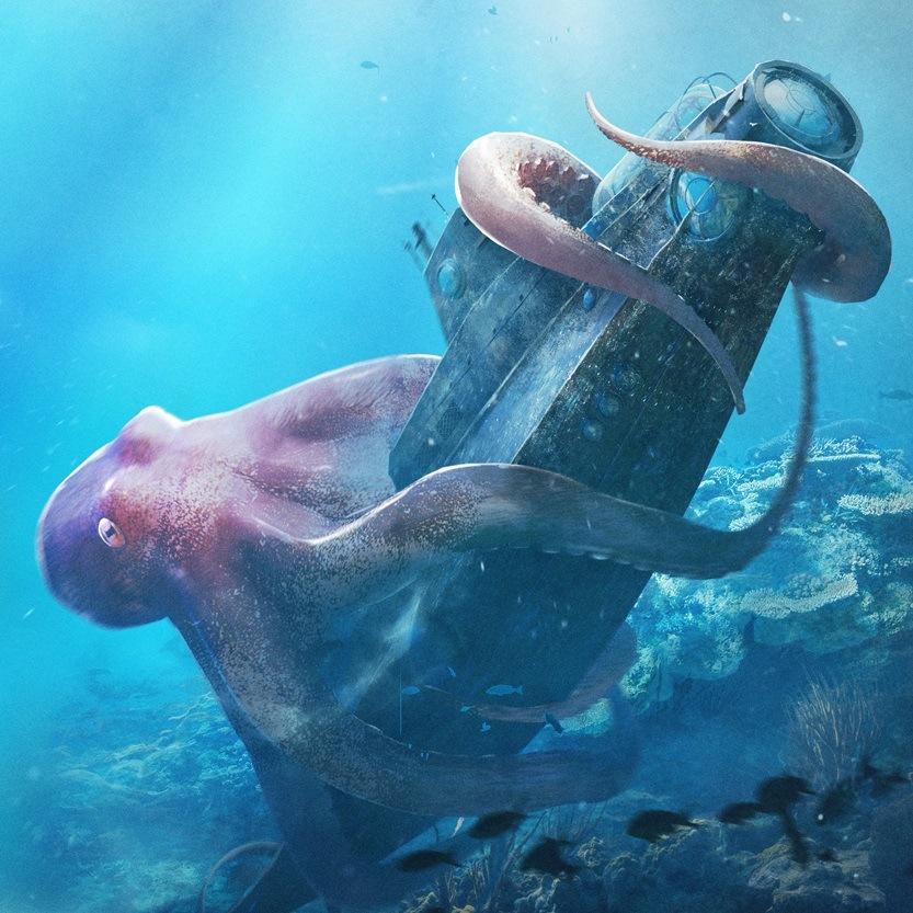 Unlock! Nautilus