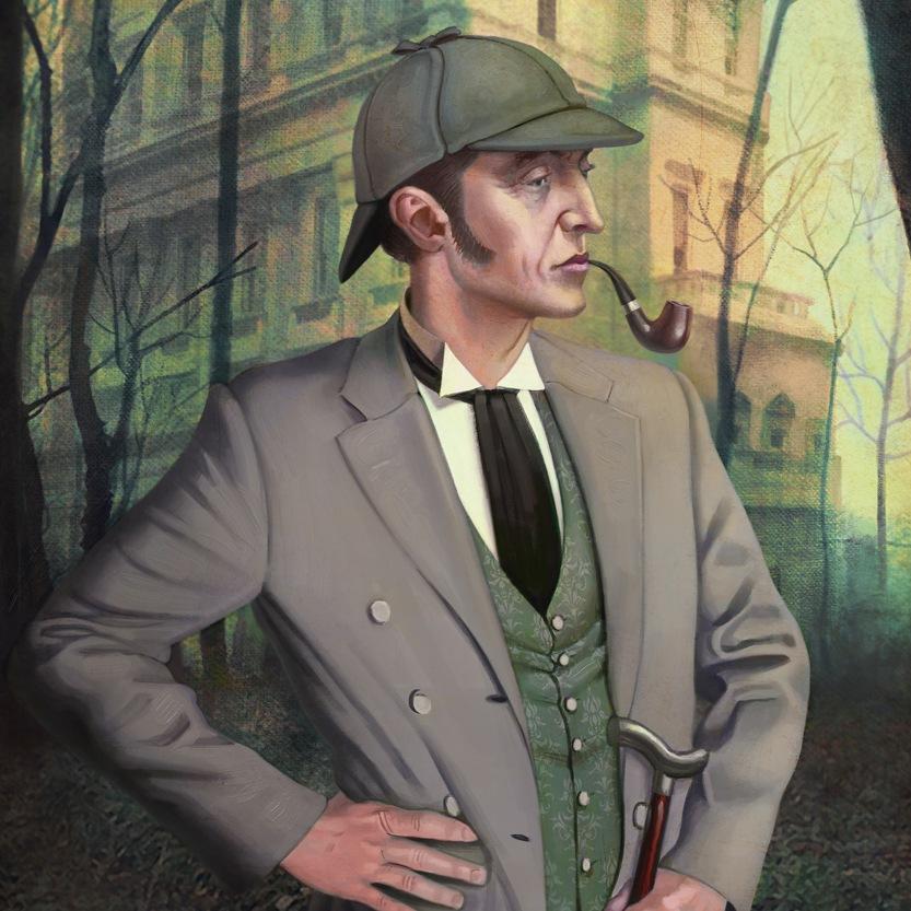 Unlock! Sherlock Holmes