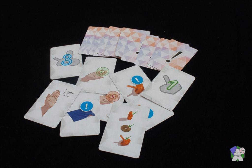 Les cartes de contraintes, pour préserver longtemps l'expérience de Au Creux de ta Main