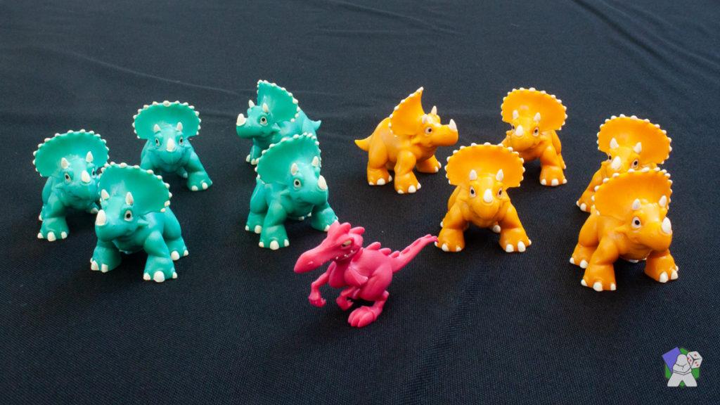 Toutes les figurines de Jurassic Brunch