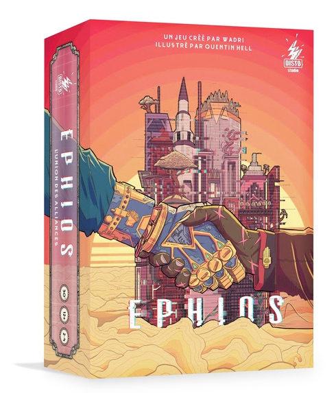 La boîte d'Ephios