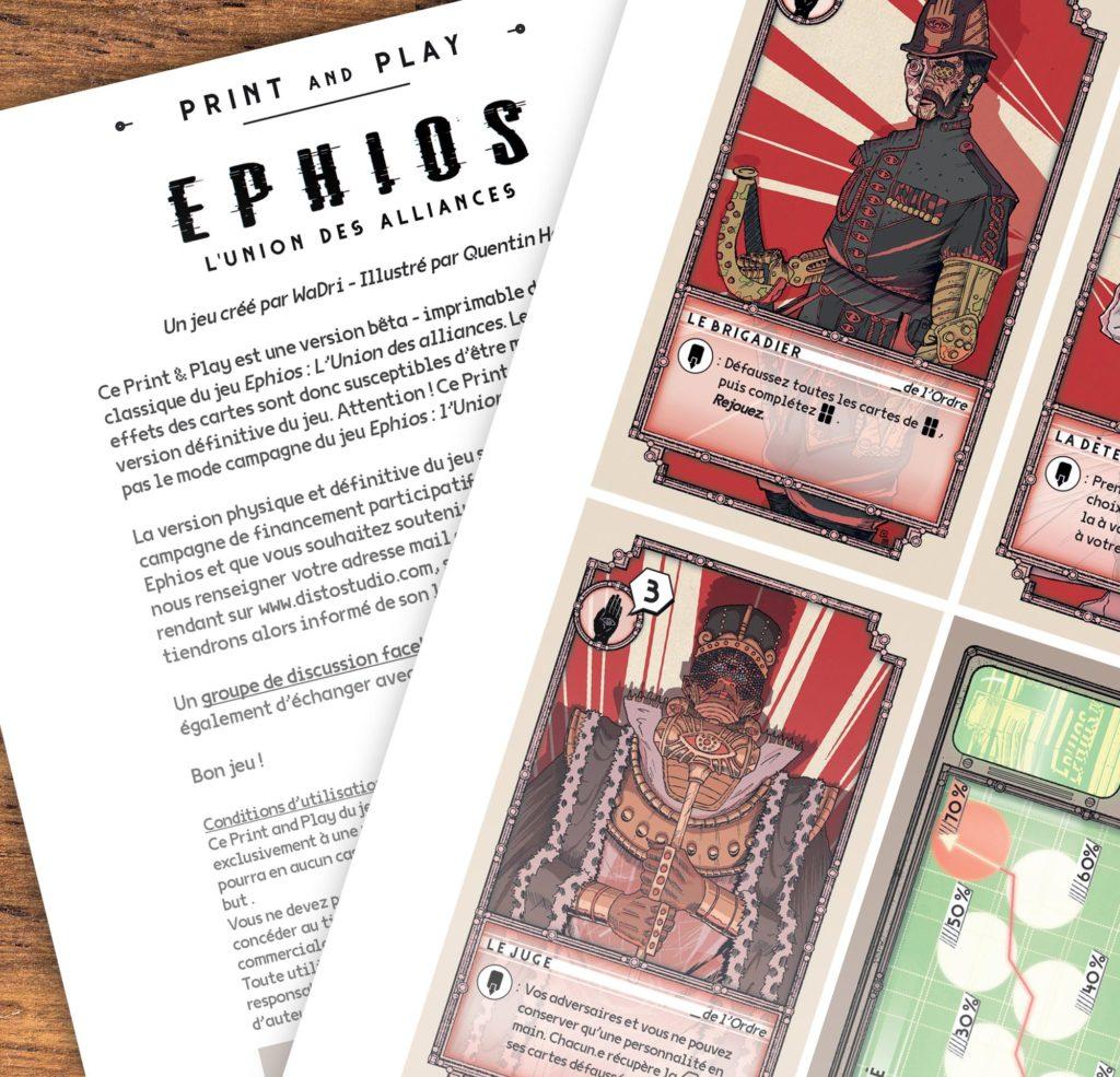 PnP d'Ephios