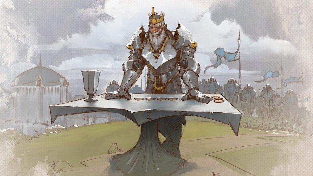 Tellstones dans l'univers de League of Legends