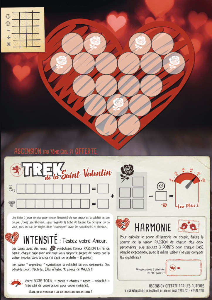 Extension Trek 12 Saint Valentin