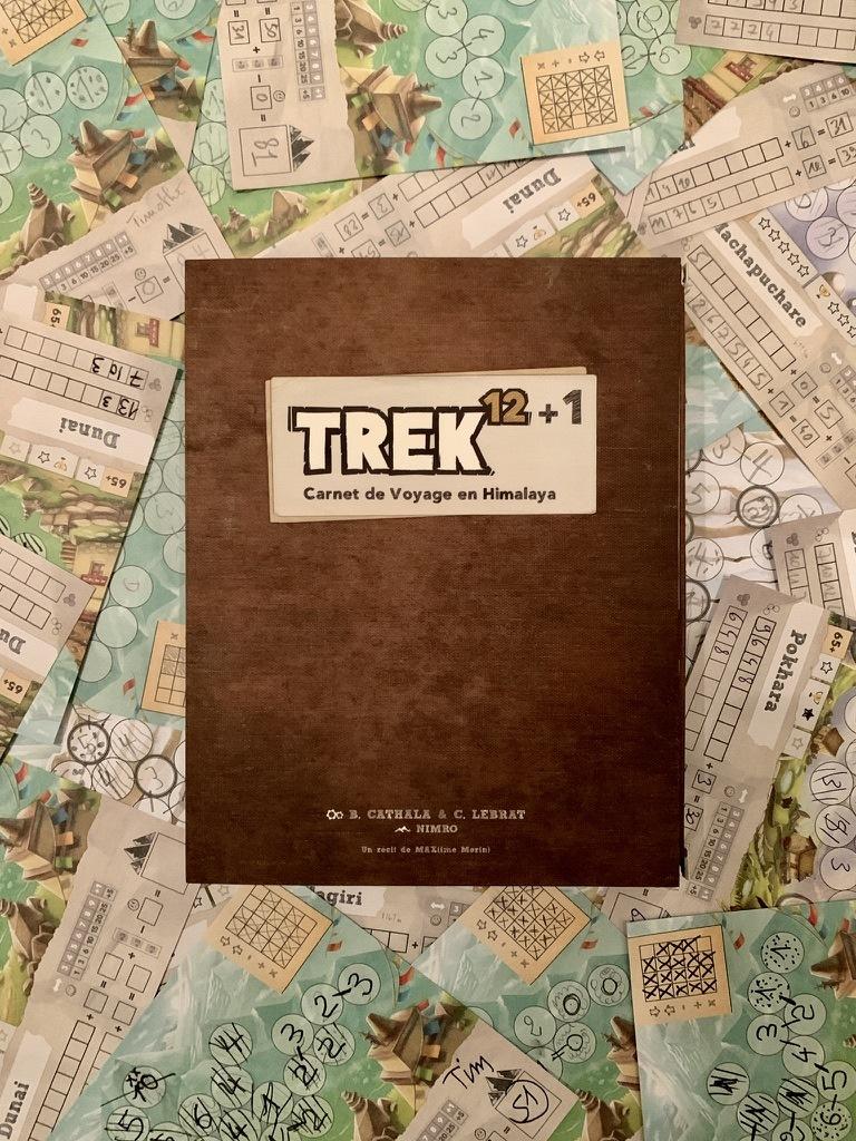 La boîte de Trek 12+1