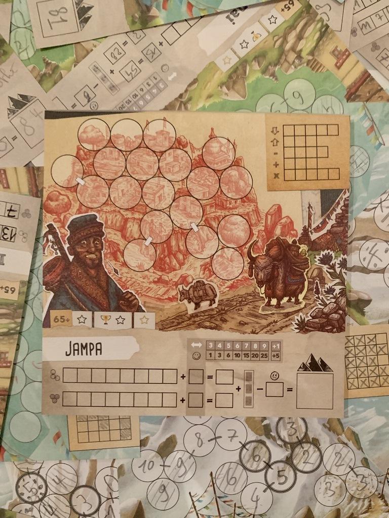 Jampa, le premier nouveau sommet de Trek 12+1